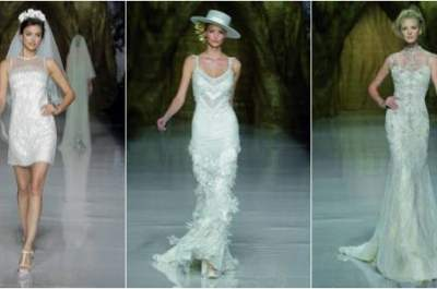 Colecção de vestidos de noiva Pronovias 2014