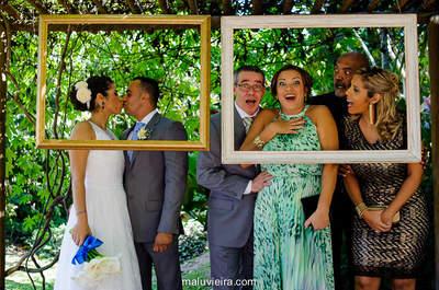 Fotos de casamento divertidas: aposte nessa ideia!