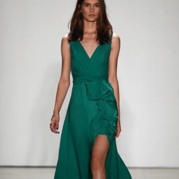 Vestidos verdes para madrinhas e convidadas 2016: atuais e super favorecedores!