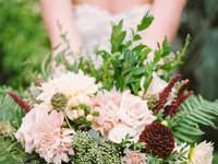 Wildblumen im Brautstrauß 2017