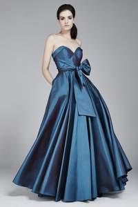 44 vestidos de festa azuis longos 2017. Espetaculares!