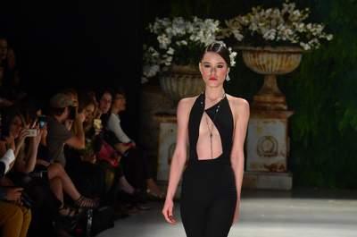 Baile anos 20 é inspiração dos belos vestidos de Samuel Cirnansck na São Paulo Fashion Week verão 2016