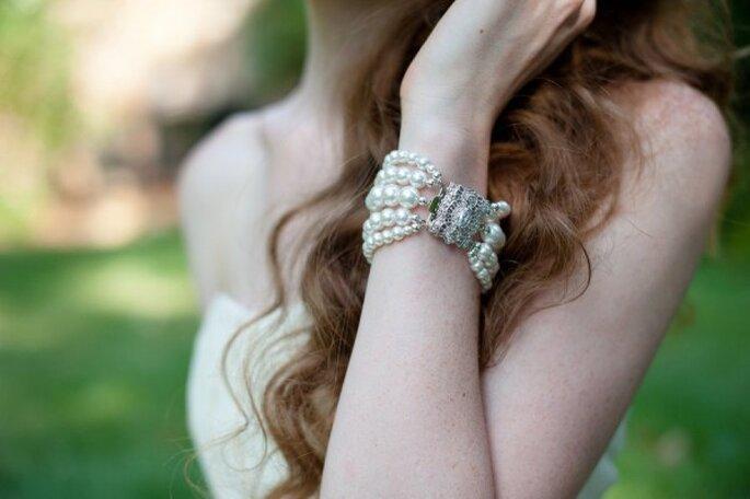 Perlas en tu look de novia - Studio B Photography