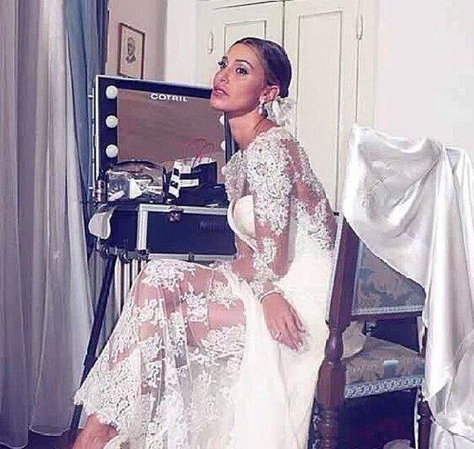 Abito da sposa di belen chi e lo stilista  Blog su abiti da sposa ...