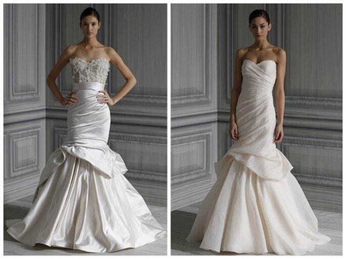 Vestidos de novia 2012 de la colección de Monique Lhuillier