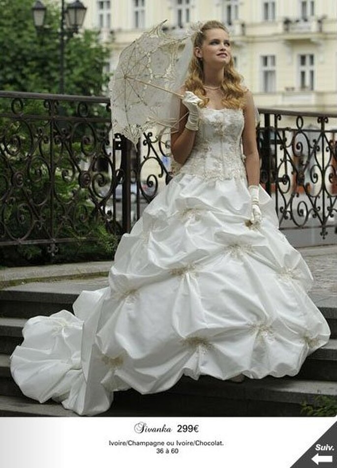robe tati mariage 2008 - Tati Mariage Marseille
