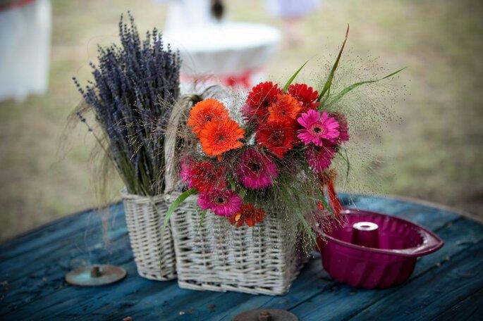 Photo : A fleur et à mesure