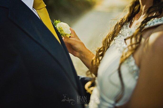 Les mères des mariés ont aussi leur stress ! - Photo : Fran Russo