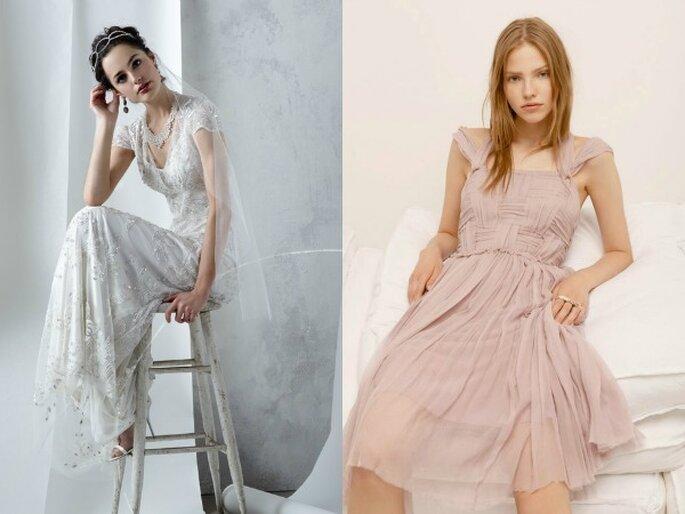 Fotos: BHLDN 'Mira Gown' y Nina Ricci, primavera-verano 2014