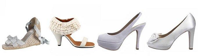 Tendências Sapatos de Noiva 2011 - www.casamentoaqui.com.br