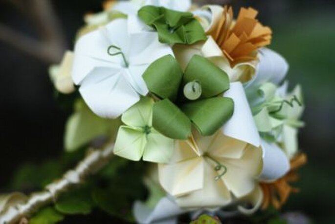 Bouquet de mariée champêtre - Mybohemiansummer.tumblr.com