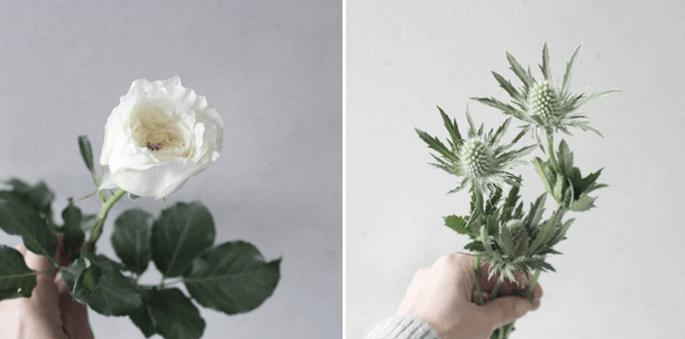 Photo : La boutique de fleurs