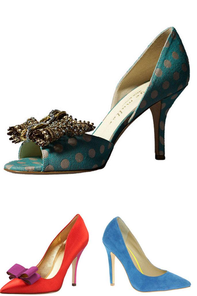 Chaussures de mariée 2013 : 5 tendances - d'Orsays et Dorothy Perkins