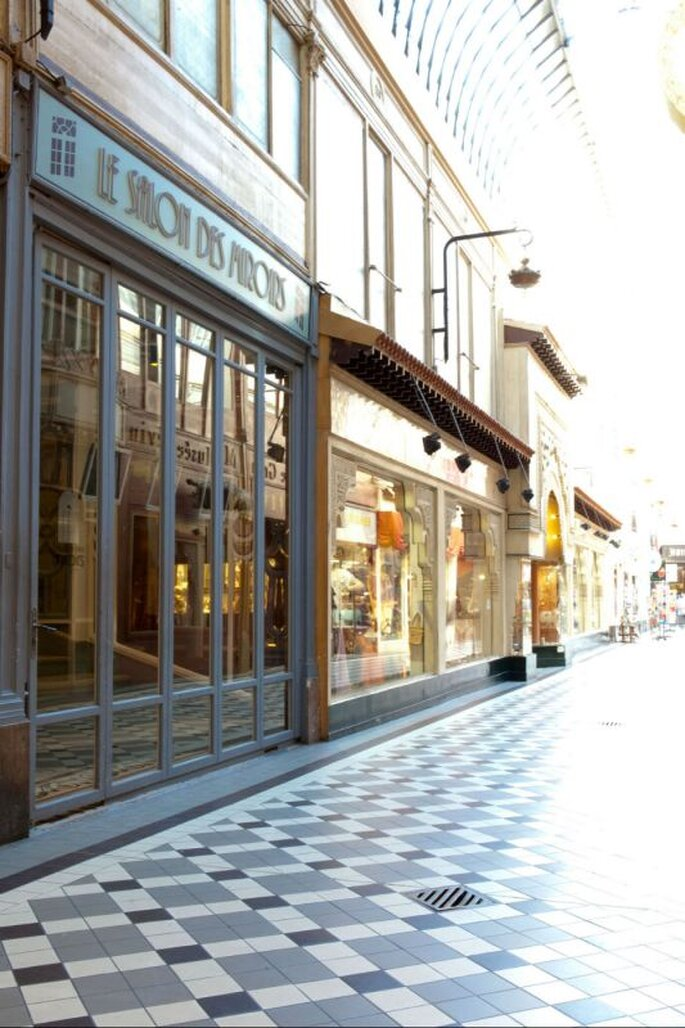 Photo : Le Salon des Miroirs