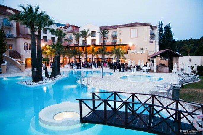 Het Marriott La Sella Golf Resort & Spa is een grote locatie voor een bruiloft - Foto: Marriott