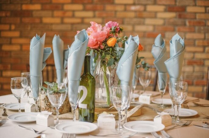 7 claves básicas de contratar a un wedding planner - Foto KJ & Rob Photographers