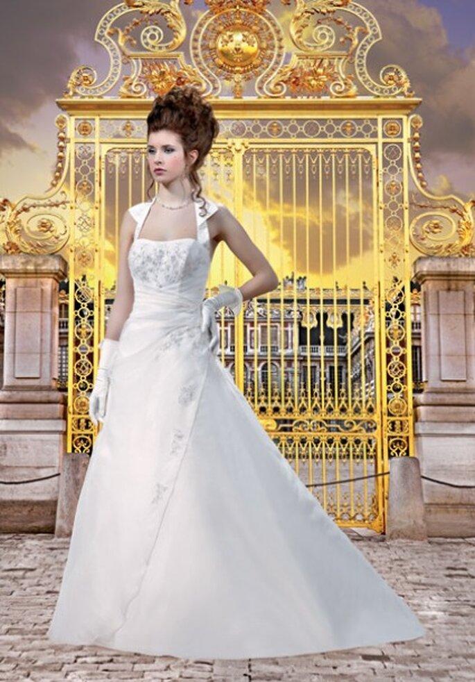Robe de mariée Col 124-14 - Collector 2012