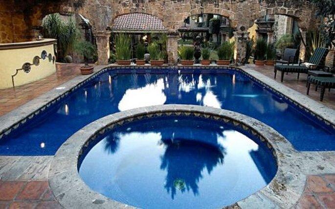 Aprovecha las redes sociales para planear tu luna de miel - Foto Quinta Real Guadalajara