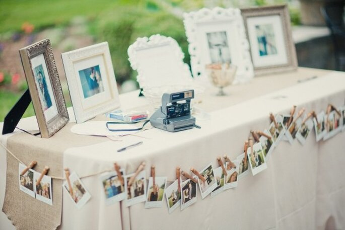 7 tips buenísimos para que tus invitados amen tu boda - Foto Blaine Siesser Photography