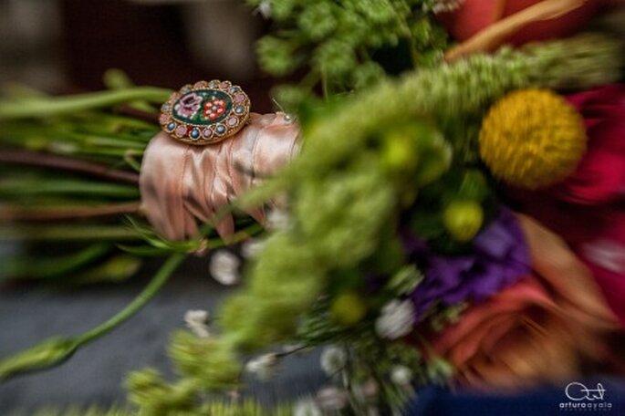 Fotografía artística de bodas - Foto Arturo Ayala