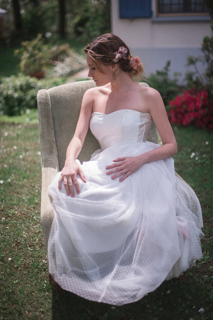 Abito da sposa: Nadia Manzato Wedding Couture