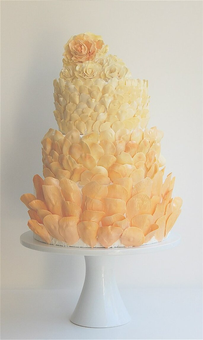 Petals by Magpie's Cake