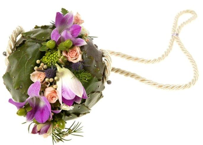 Ramo-bolso de novia