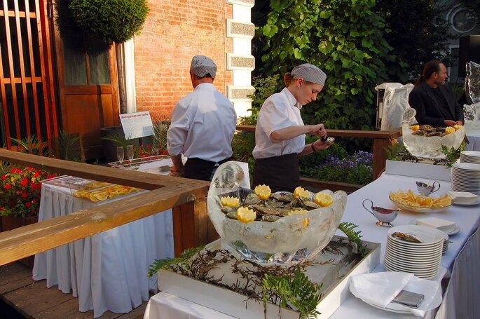 Ministerstvo catering