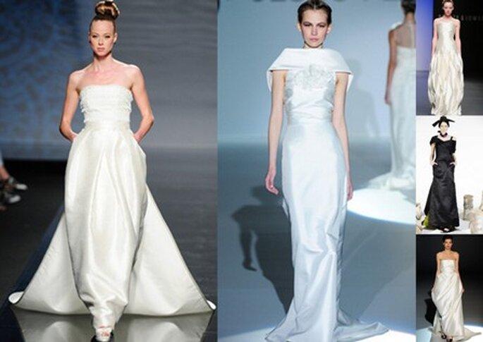 Vestidos de noiva de inspiração oriental