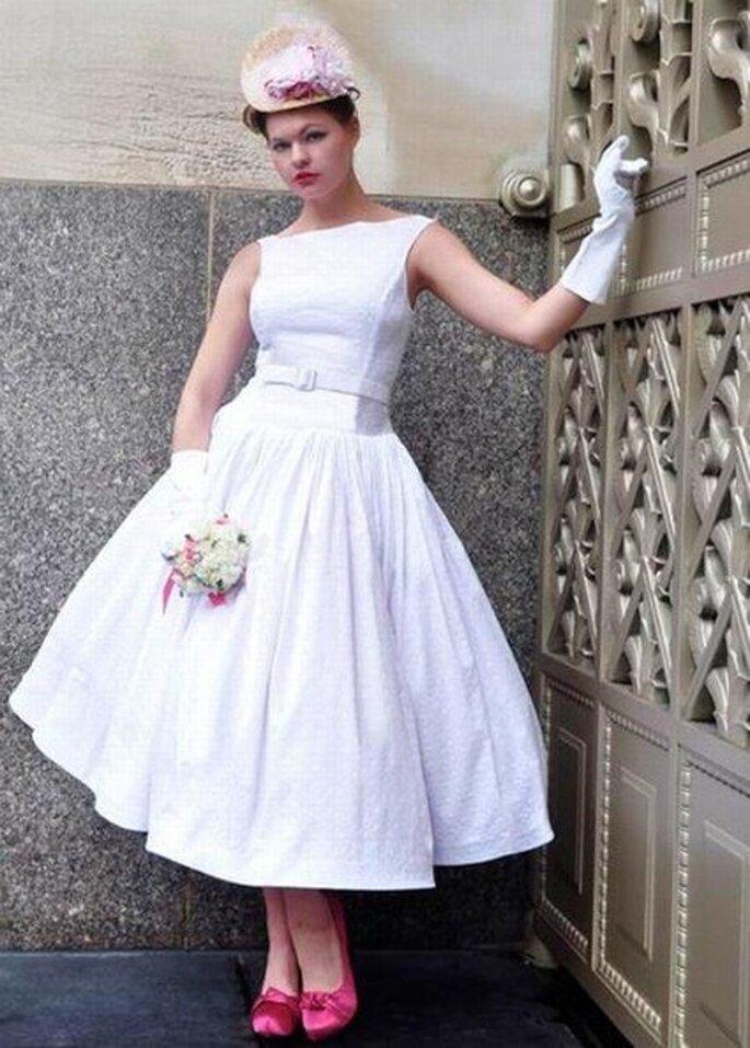 Vestito stile anni '50