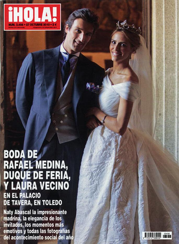 Revista Hola! - O casamento do ano em Espanha