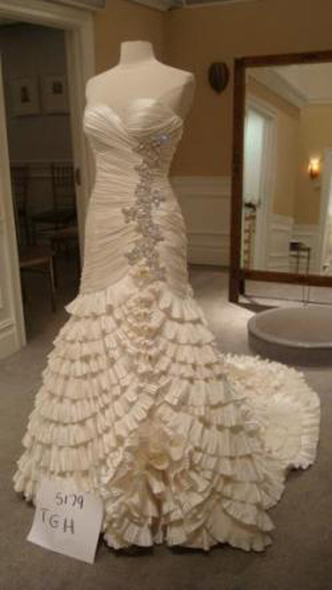 5 raisons d acheter une robe de mari e d occasion