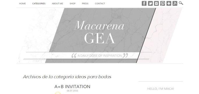 13Macarena Gea