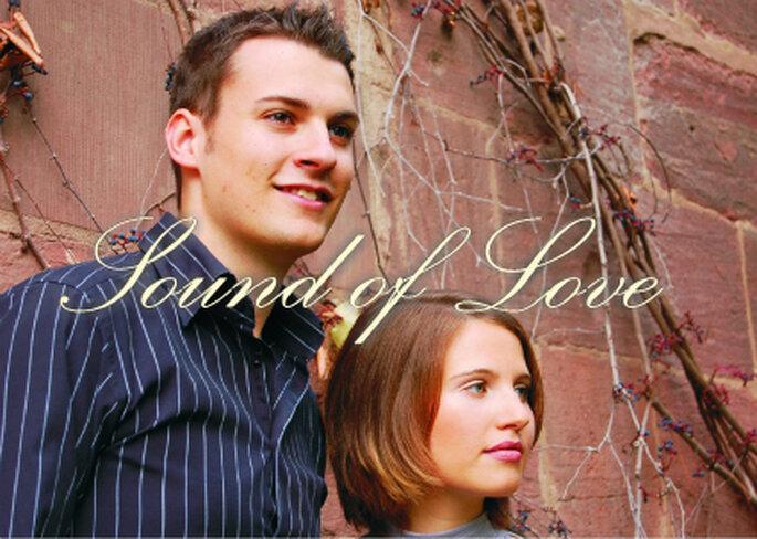 """Andrea Rieger und Markus Schweitzer """"Sound of Love"""""""