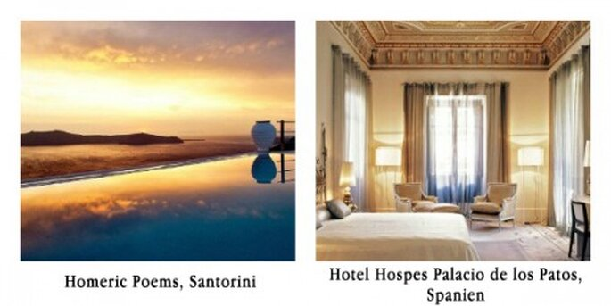 Homeric Poems, Santorini/ Hotel Hospes Palacio de los Patos, Spanien