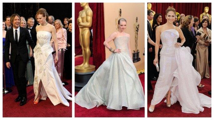 Una boda como los famosos, Foto de los Oscars 2011