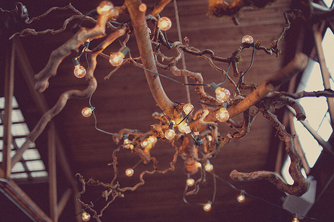 ¡Sólo se necesita un poco de ingenio, material para reciclar y creatividad! Fotos de One Love Photo