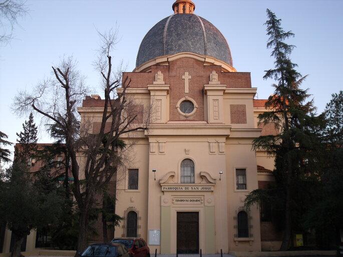 Parroquia de San Jorge - geolocation.ws