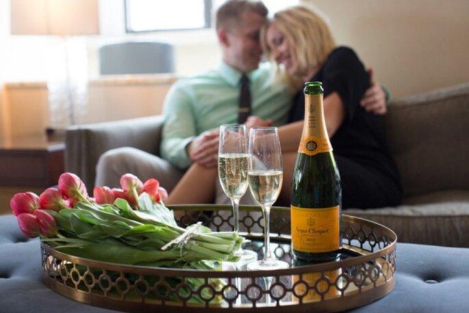 Cómo lidiar con la depresión post boda - Foto Christina G Photography