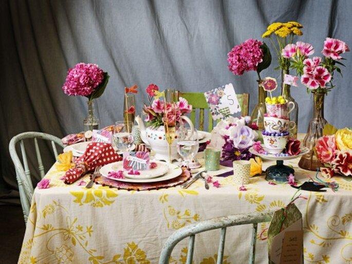 Hochzeit zu Ostern - Foto: bhldn