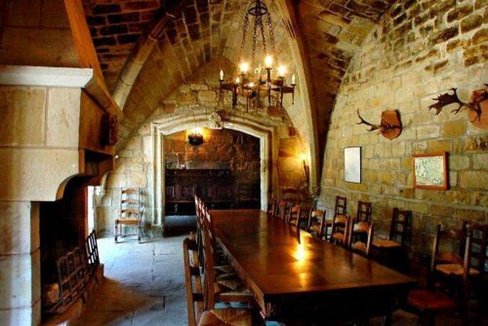 Le Prieuré Saint-Michel ne pourra que marquer l'esprit des invités de votre mariage