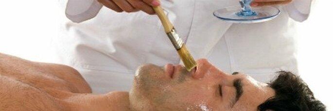 Tratamiento: Facial de Perlas AntiAge.    Foto: Wellness Spa Móvil Center