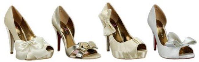 Sapatos de Noiva Paris Hilton