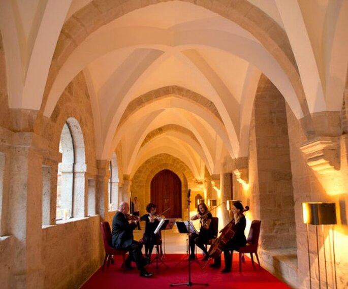 Mariage en Espagne à Abadía Retuerta LeDomaine : luxe, calme et volupté au programme