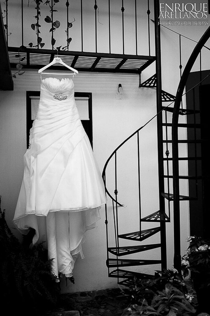 Ideas en blanco y negro para tu sesión de fotos - Foto Enrique Arellanos