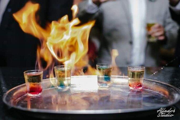 Caçadores de Drinks. Foto: Allados Studio