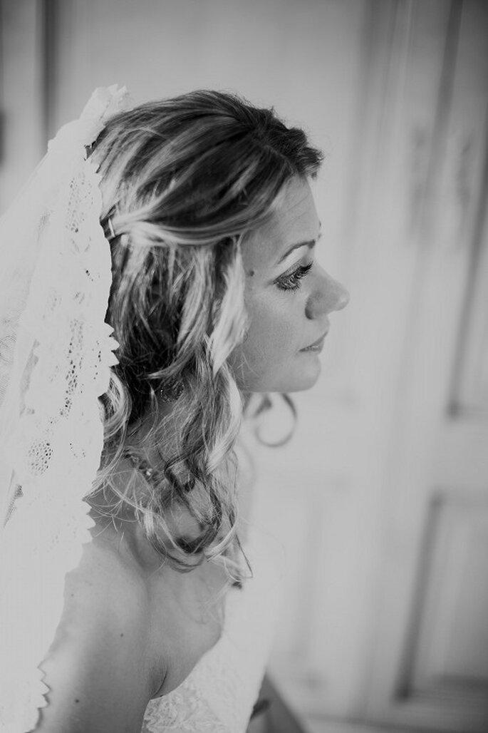 Hochzeit auf Mallorca. Die Braut. Foto: Nadia Meli.
