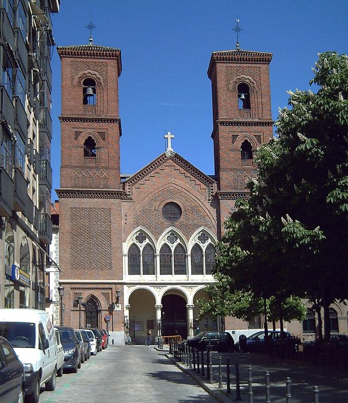 Iglesia de la Paloma - José Luis García