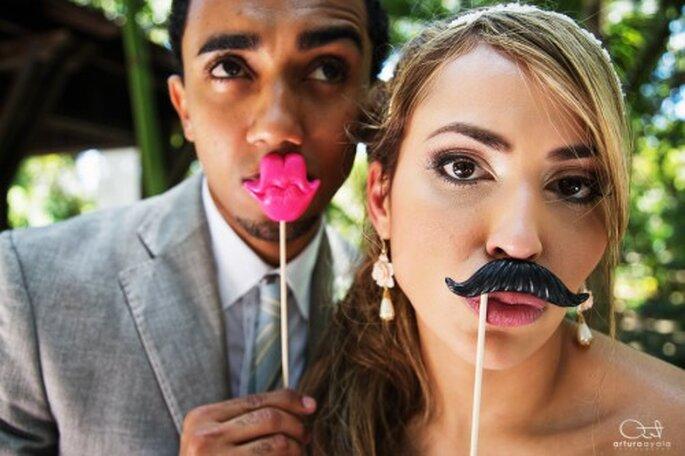 Elige un estilo para las fotos del día de tu boda - Foto Arturo Ayala
