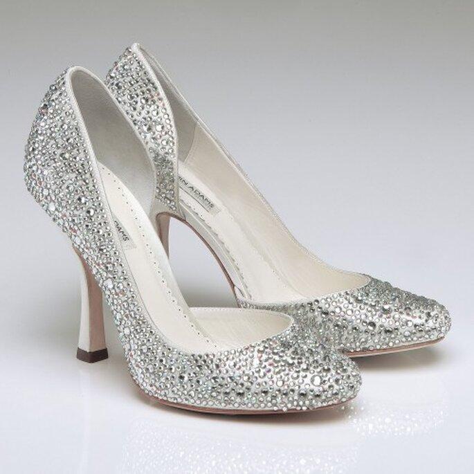 Chaussures de mariée pailletées, quoi de plus chic ? - Paradox London